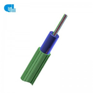 Long Blowing Distance 12Core Air Blown Single Mode Fiber Optic Cable