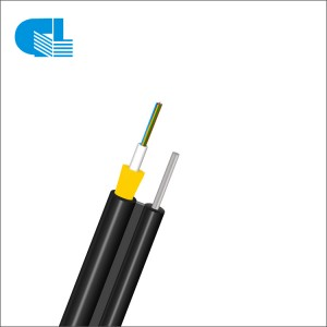 Wholesale Price China Outdoor Ftth Box - GYXTC8Y Mini Figure 8 Fiber Optic Cable – GL Technology