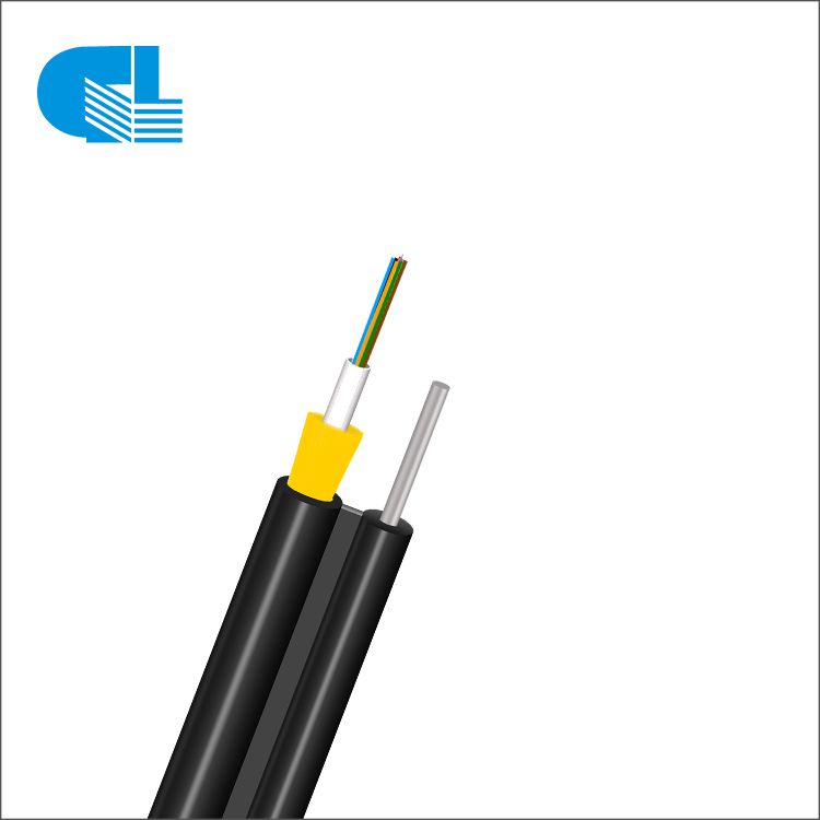 Low MOQ for 2 Core Multimode Fiber Optic Cable - GYXTC8Y Mini Figure 8 Fiber Optic Cable – GL Technology