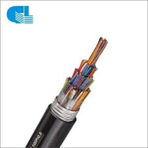 HYAT Outdoor Telephone Cable BC PE FF APL PE 100 Pairs 0.4mm