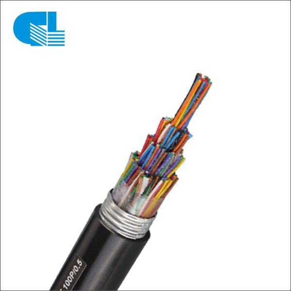 PriceList for Sea Fiber Optic Cable - HYAT Outdoor Telephone Cable BC PE FF APL PE 100 Pairs 0.4mm(资料打不开) – GL Technology