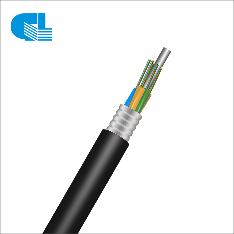 China New Product Direct Burial Multimode Fiber - GYTA Stranded Loose Tube Cable with Aluminum  – GL Technology