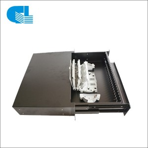 Rack-mount Fiber Optic Distribution Frame