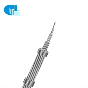 Professional China Opgw 36 - OPGW Typical Designs of Stranded Stainless Steel Tube – GL Technology