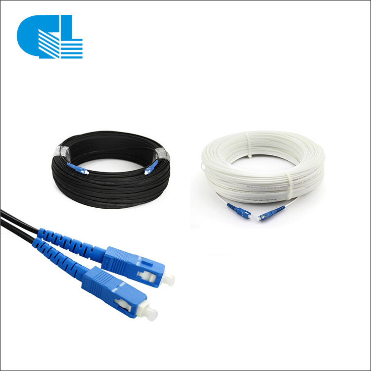 New Delivery for Lszh Optical Cable Price - G657A FTTH SC UPC Drop Cable Patch cord – GL Technology detail pictures