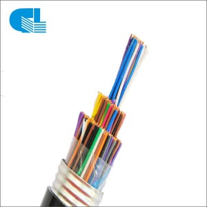 2020 Good Quality Air Blown Fiber - HYV Indoor Telephone Cable BC/PE /PVC 100 Pairs 0.4mm – GL Technology