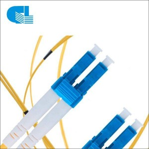 Single Mode/Multimode LC Fiber Patch cord/Pigtail