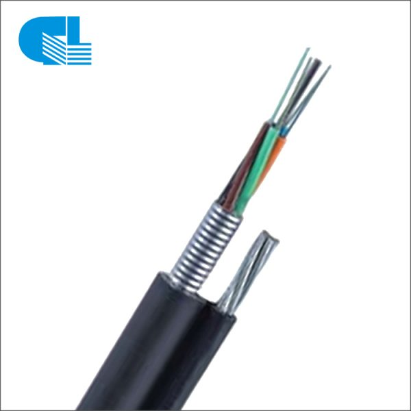 Original Factory Drop Cable Closure - GYTC8S Figure-8 Cable with Steel Tape – GL Technology