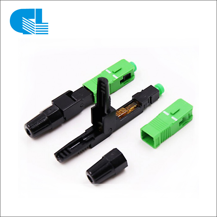 Top Quality 24 Core Single Mode Fiber Optic Cable Price - LC Fiber Optical Adaptor – GL Technology