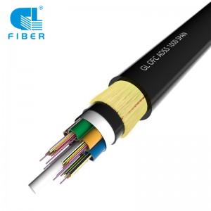 48 Core All Dielectric Self Supporting (ADSS) Cable
