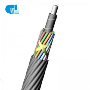 144 Core Air-blown Fiber Optic Cable