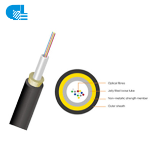 Central Tube Type Mini Air Blown Cable