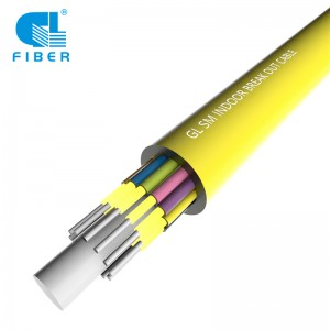 GJBFJV(H) 4F-48F Multi Core Branch Indoor Optical Cable