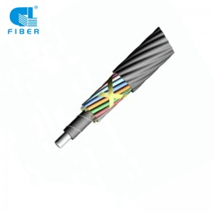 Micro Fiber Optic Cable Types 48Cores With G652D Fiber