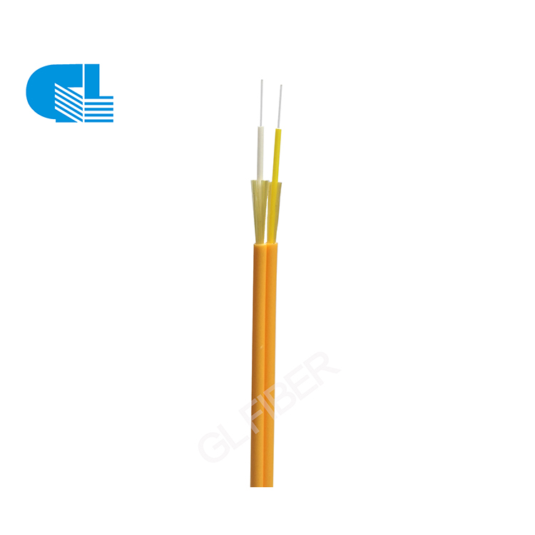 Hot sale Factory 4 Strand Fibre Optic De Cable - GJFJV Indoor Zip-cord Interconnect Fiber Optic Cable – GL Technology