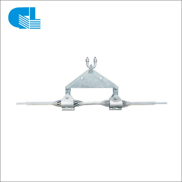 Factory For Single Mode Patch Cable - ADSS Optical Cable Suspension Clamp Assembly – GL Technology