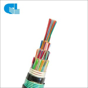 High Quality 48 Core Fibre Optic De Cable - HYA Outerdoor Telephone Cable BC/PE/APL/PE 100/2400 Pairs 0.4mm – GL Technology