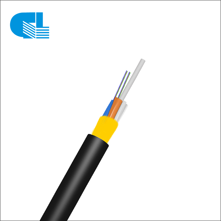 factory customized Cable Pigtail - Aerial ADSS All-Dielectric Self-Supporting Fiber Cable For 50M-150M Span – GL Technology