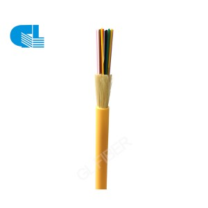 Manufacturer for Optical Drop Cable - GJFJV Indoor Multi Purpose Distribution Fiber Optic Cable – GL Technology