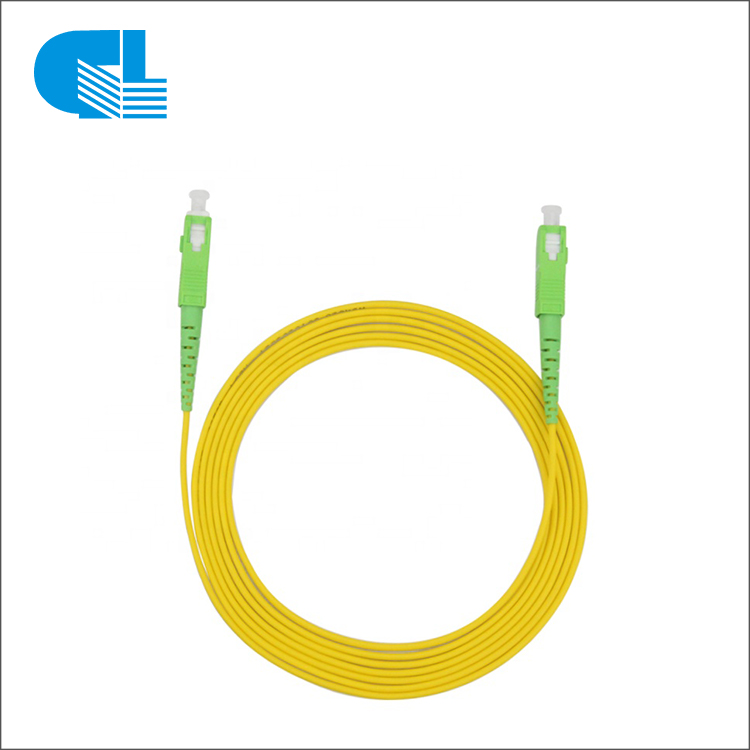 Single Mode/Multimode SC Fiber Patch cord/Pigtail
