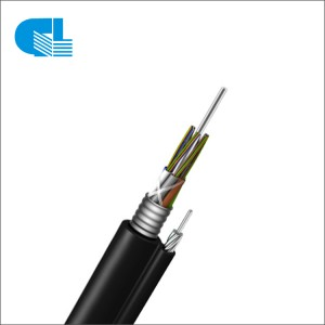 Manufacturer for Optical Fiber Loose Tube Cable - GYTC8S/GYTC8A Figure-8 Cable with Steel Tape/ Aluminum Tape  – GL Technology