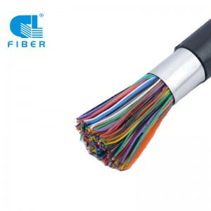 Outdoor HYAT 10-2400 Pairs 24AWG/26AWG Telephone Cable