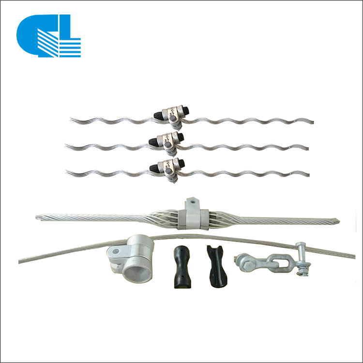 ADSS Optical Cable Tension Clamps/Dead-end Fittings