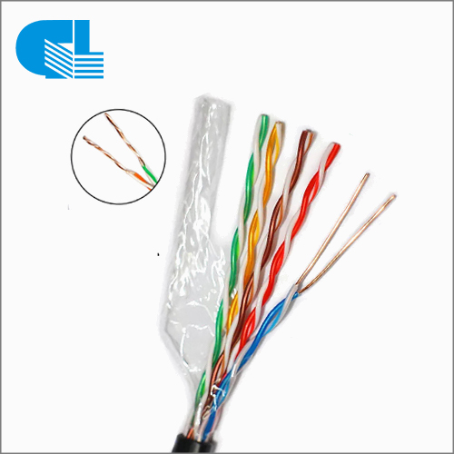 5 Pairs Multi Pairs/Cores Network Internal Telephone Cable