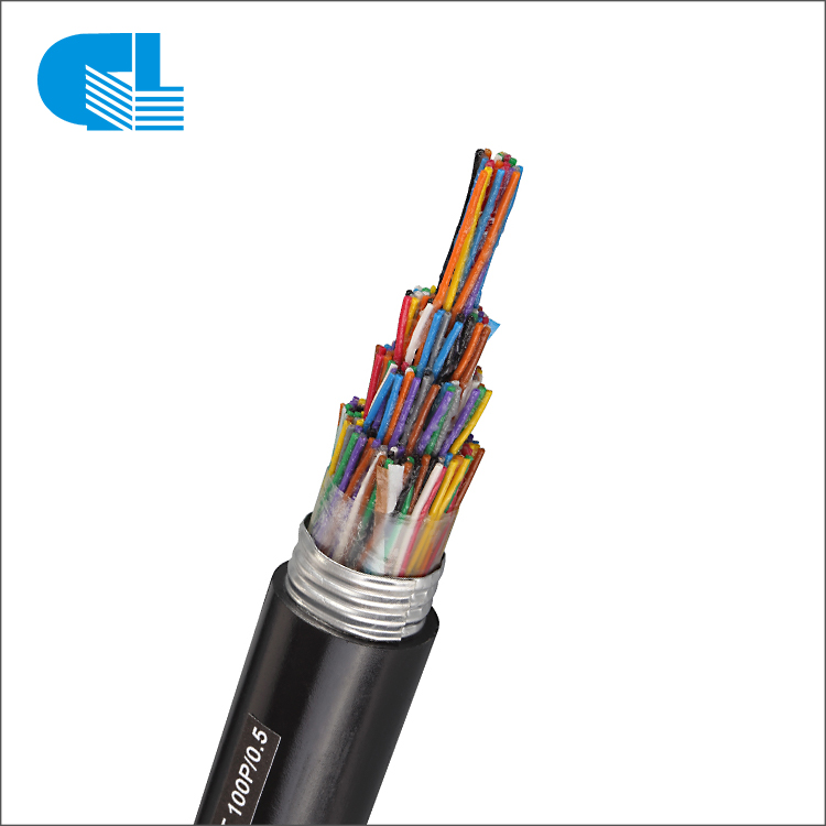 10-2400 Multi Pair Underground Gel Filled Telephone Cable
