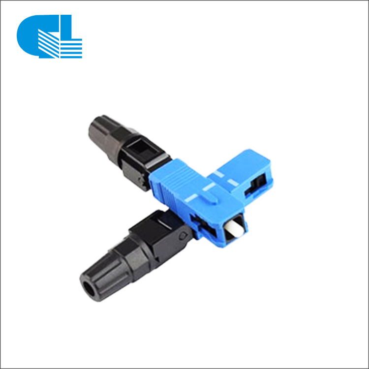 FTTH Fiber Optical Fast Connector