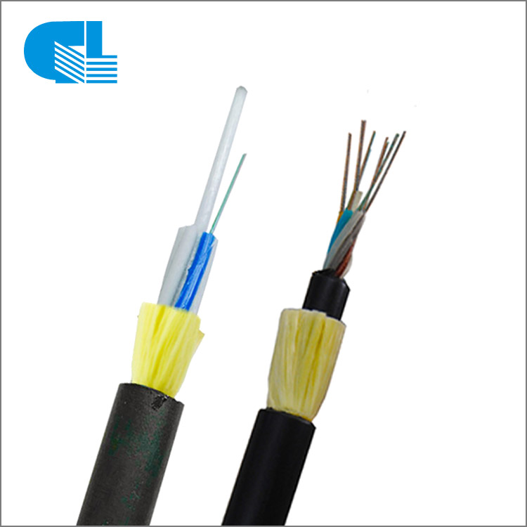 12/24/48 Core Aerial ADSS Cable Fibra Optica ADSS Manufacturer Factory Price OEM Service