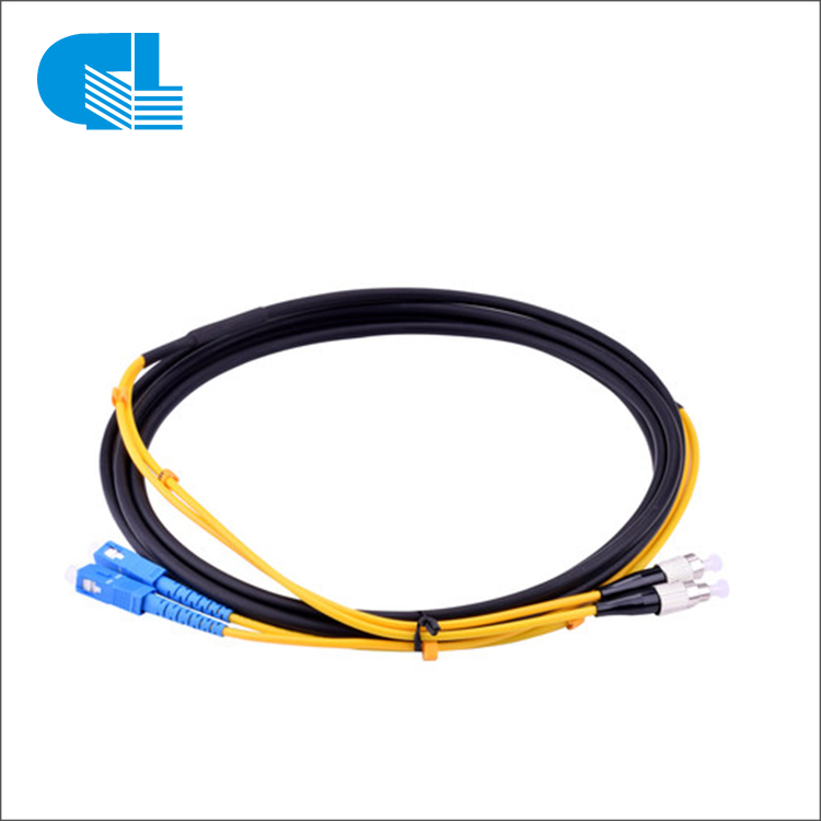 Lowest Price for Fiber Patch - Waterproof Fiber Optic Patch cord – GL Technology