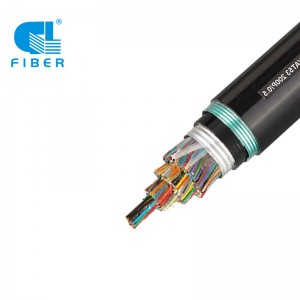 HYAT53 100-200 Pairs Copper Core Underground Telephone Cable