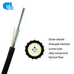 24-288F Stranded Loose Tube Optical Cable (GYFY/A/S)