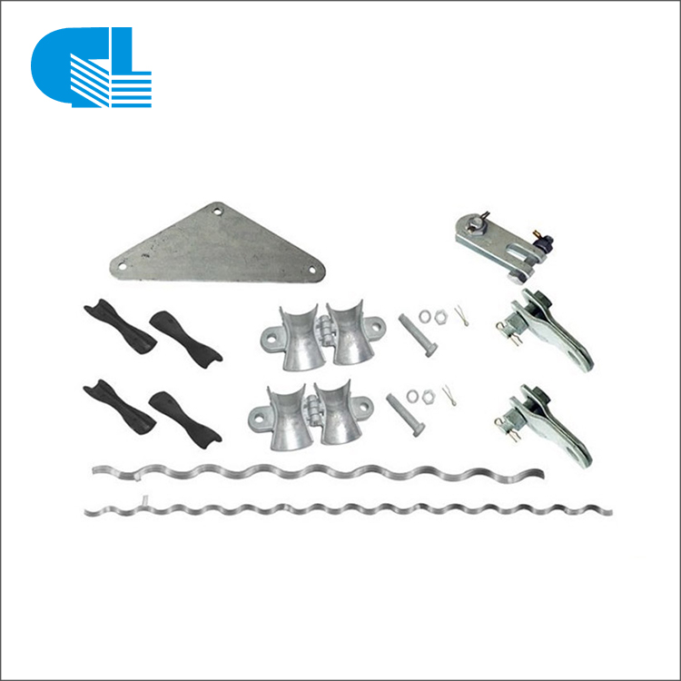 ADSS Optical Cable Suspension Clamp Assembly