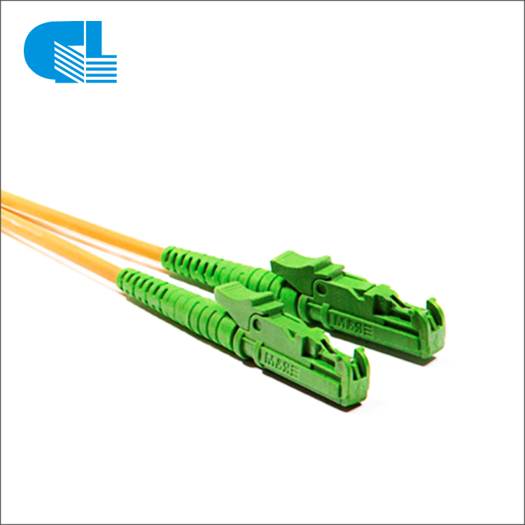 OEM/ODM Factory Fiber Optic Company - Single Mode/Multimode E2000 Fiber Patch Cord/Pigtail – GL Technology detail pictures
