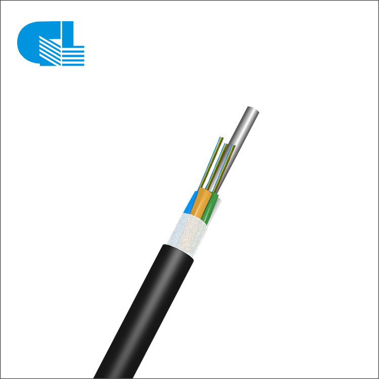 Mini Figure 8 Cable - GYFTY Stranded Loose Tube Cable with Non-metallic Central Strength Member – GL Technology detail pictures