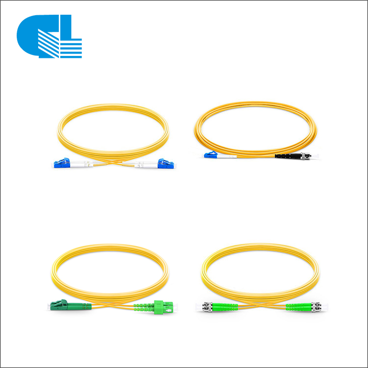 နျ Standard Optical Fiber Patch Cord သည်