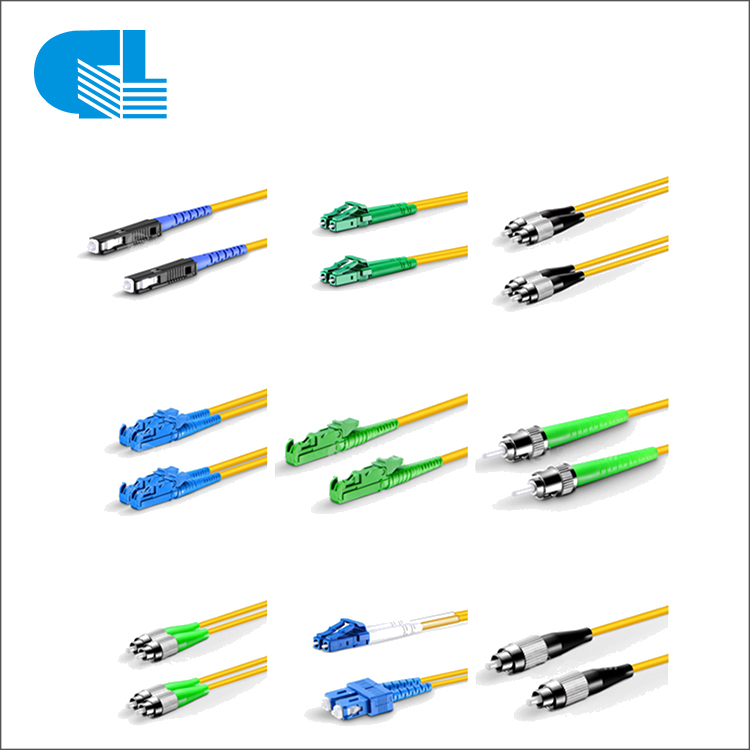 Best quality Optic Cable - SC LC FC ST E2000 Fiber Optical Patch Cord – GL Technology