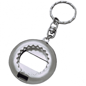 Customized gift custom printed personalized metal keychain