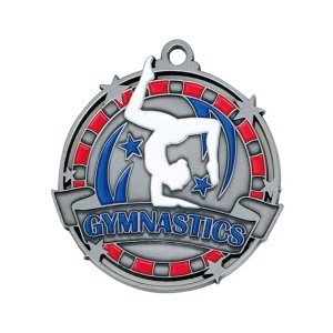 Discount Price Cute Keychain - Hot-selling Metal Custom Gymnastics Sports Medals Gold Sliver And Brass Medal – Global Art Gifts