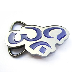 Customized soft enamel metal Belt Buckle