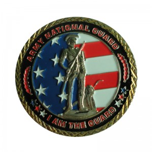Supply OEM/ODM Custom Challenge Coin For Metal About The Military Challenge Currency