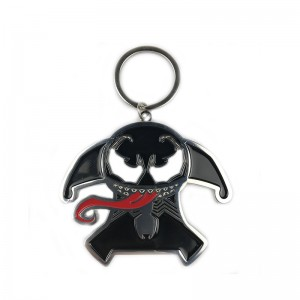 High quality Cartoon Cute Marvel Keychain in various designs