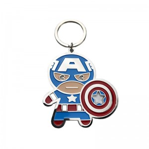 Professional Factory for Custom Cute Cartoon Soft Pvc Keychain