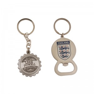 High Quality Metal Keychain Bottle Opener