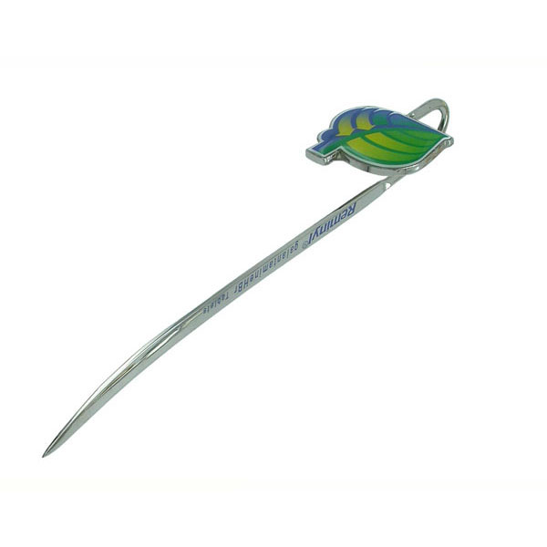 Hot New Products Bottle Opener With Wooden Handle - Hot sale lovely green leaf letter opener book mark – Global Art Gifts