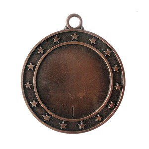Custom Antique plated Blank  medal for event