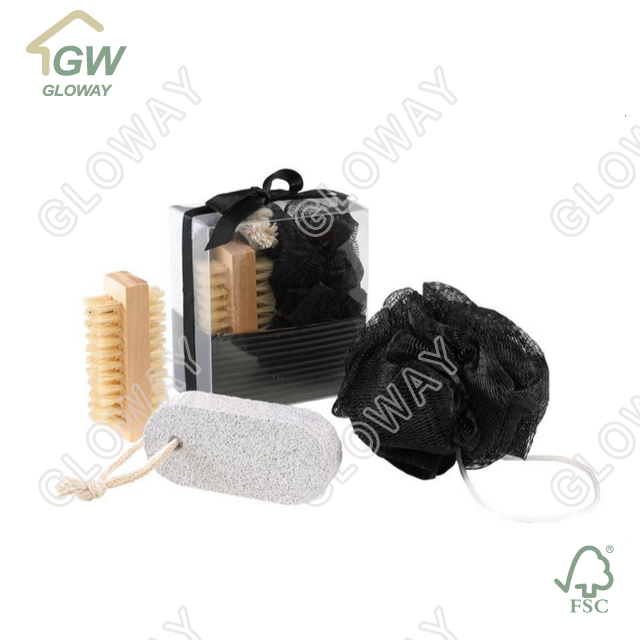 2018 Newest design high quality bath set in gift box