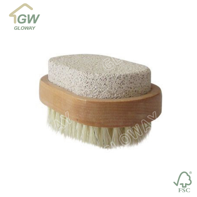 Wholesale china trade pumice stone foot file brush